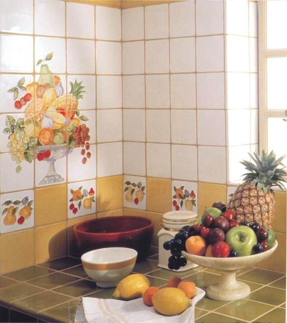 Carr carrelages muraux pour votre cuisine for Frise faience cuisine